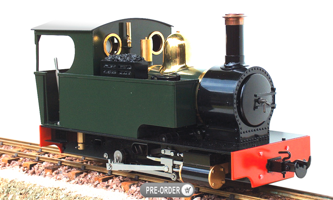 Coming Next Month<br>Ragleth, Live Steam<br>1:19.3 Scale, 45mm Gauge